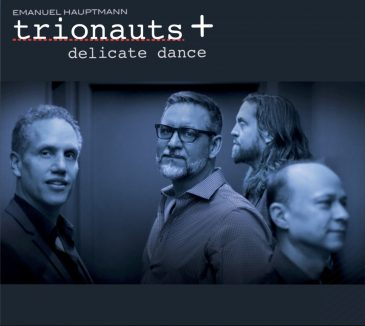 CD-Cover TRIONAUTS plus